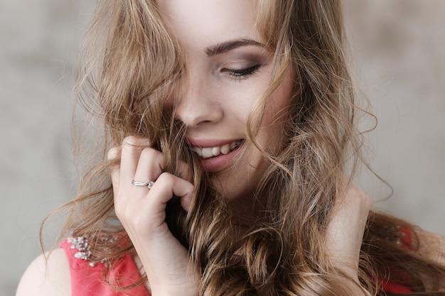 Mujer encantadora