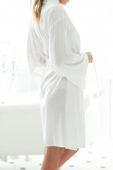 Mujer en lenceria