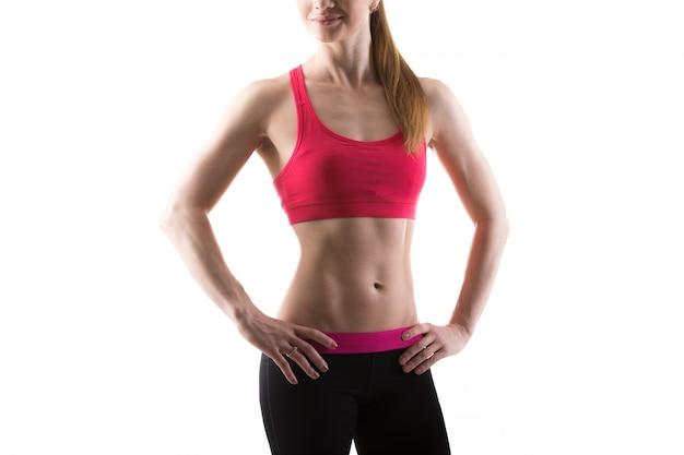 Mujer musculada