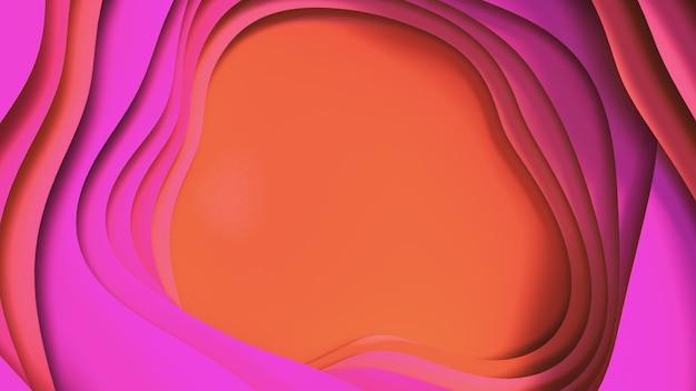 Múltiples capas de superficie de onda