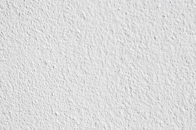 Muro de hormigón en blanco color blanco para el fondo de textura