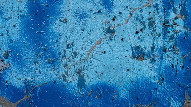 Muro de hormigón de fondo de piedras azules