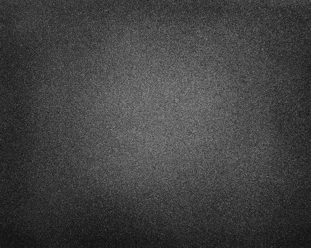 Muro de hormigón negro fino
