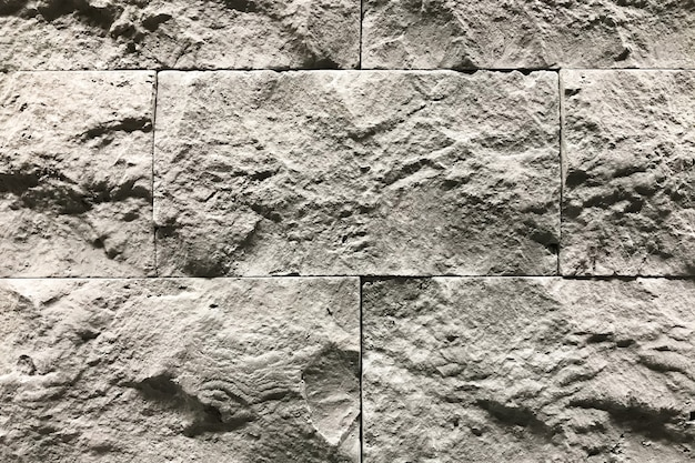 Muro de piedra gris con una hermosa textura patrón