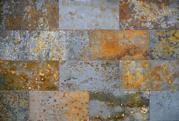 Muro de piedra de mampostería de piedra pizarra en andorra