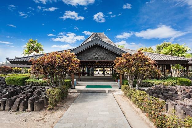 Museo cerca de borobudur