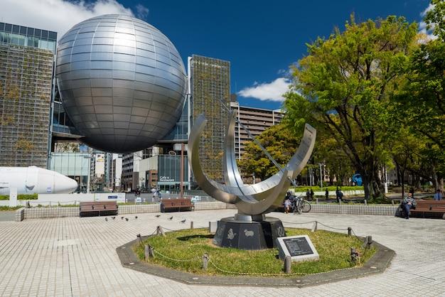 Museo de ciencias de la ciudad de nagoya, japón
