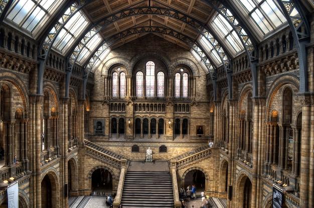 El museo de historia natural de londres