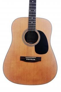Musical de la guitarra