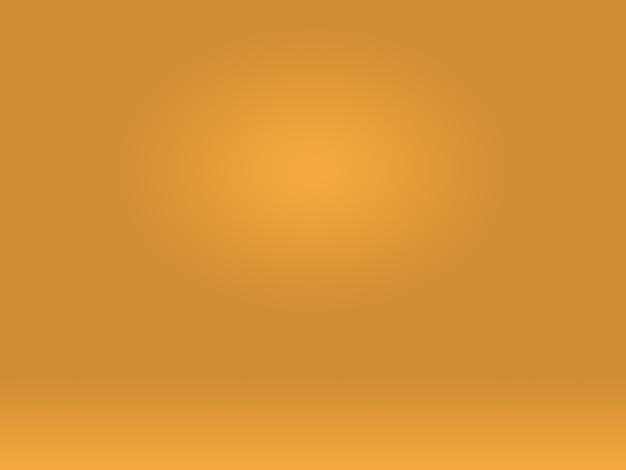 Naranja liso abstracto