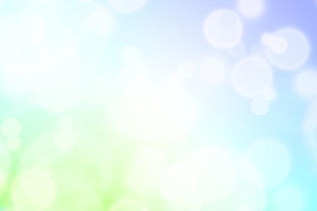 Naturaleza borrosa color pastel .