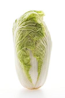 Naturaleza de la hoja dieta fresca cruda