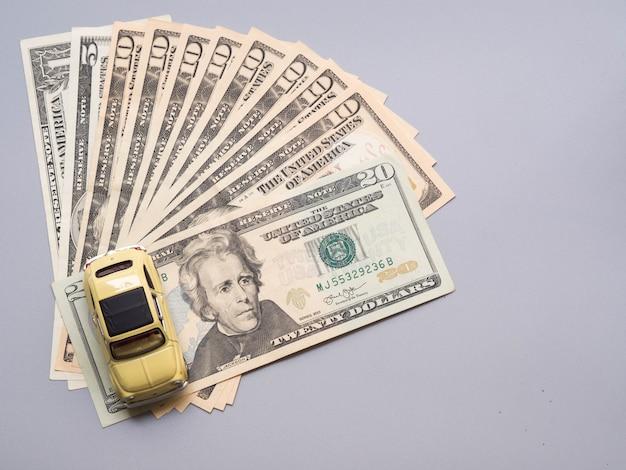 Negocio de dinero