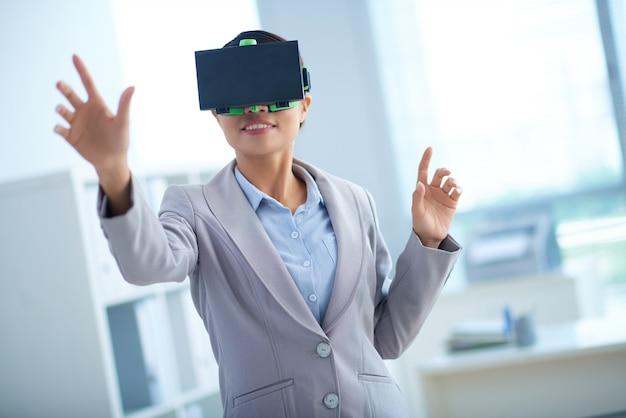 Negocios y realidad virtual