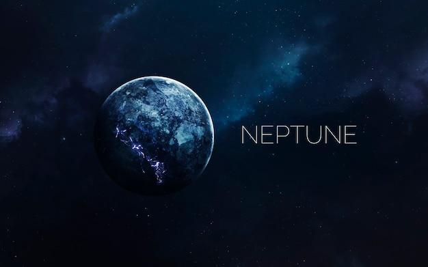 Neptuno en el espacio