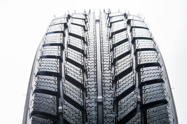 Neumático de invierno direccional de goma, ruedas para automóviles