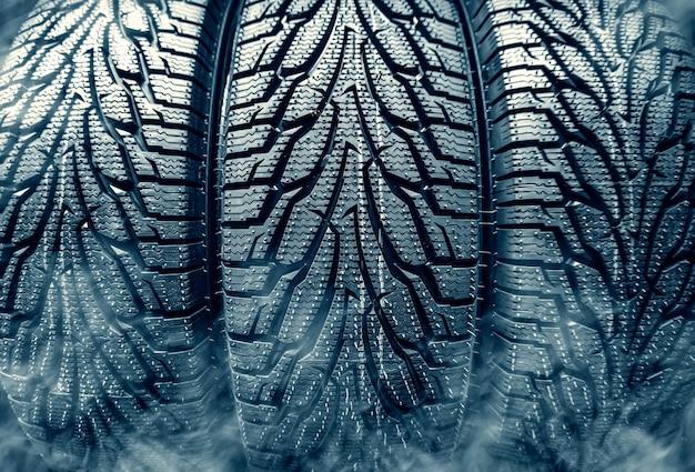 Neumáticos de invierno para autos