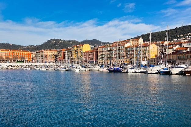 Nice and luxury yachts, costa azul, francia