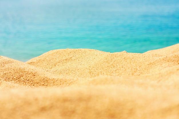 No hay lugar como una playa soleada, destinos de viaje, vacaciones de ensueño y concepto de verano, esta es la mejor escapada