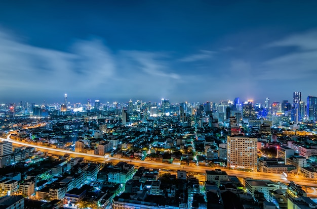 Noche de bangkok viwe