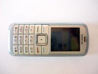 Nokia 6070, el objeto, la electrónica