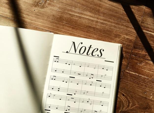 Notas musicales