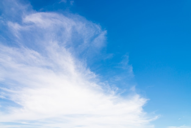 Nube blanca