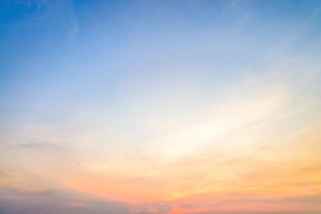 Nube crepuscular