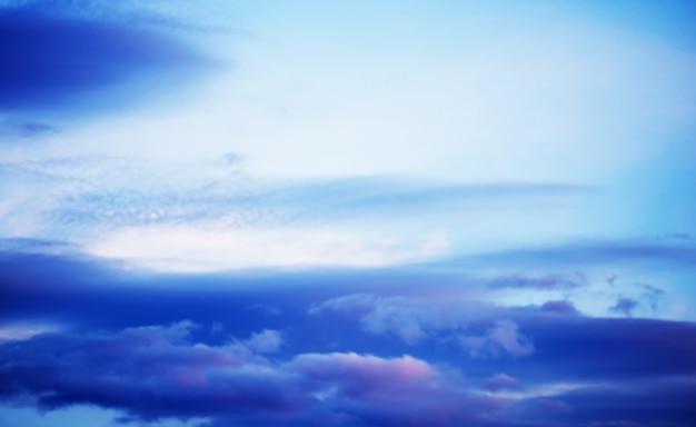 Nube dinámica vintage y textura de cielo para el fondo