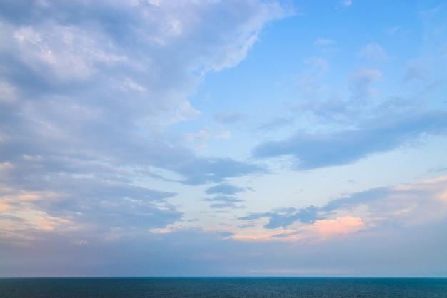 Nubes crepusculares