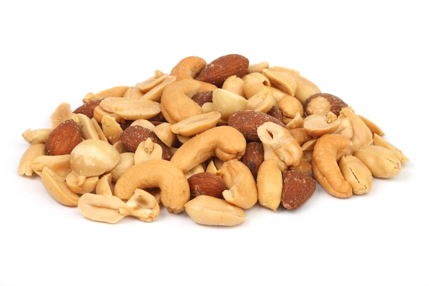 Nueces mixtas