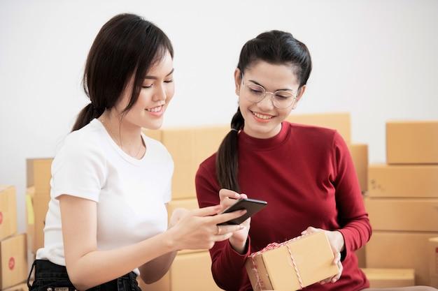 Nueva generación de estilos de vida de jóvenes emprendedores.