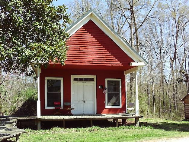 Nueva oficina inglaterra viejo poste vermont