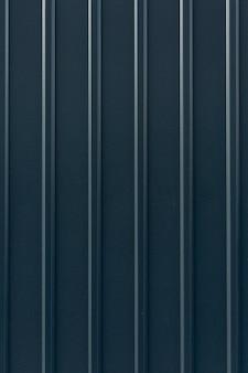 Nueva superficie de metal pintada moderna