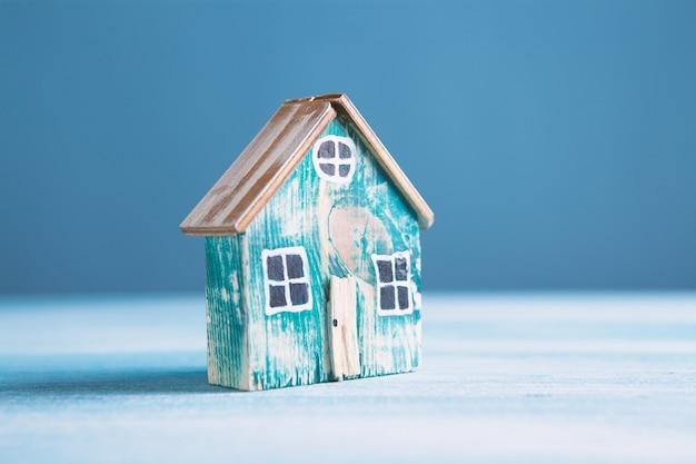 Nuevo concepto de hogar o casa