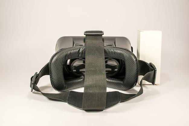 El nuevo desarrollo: unas gafas de realidad virtual