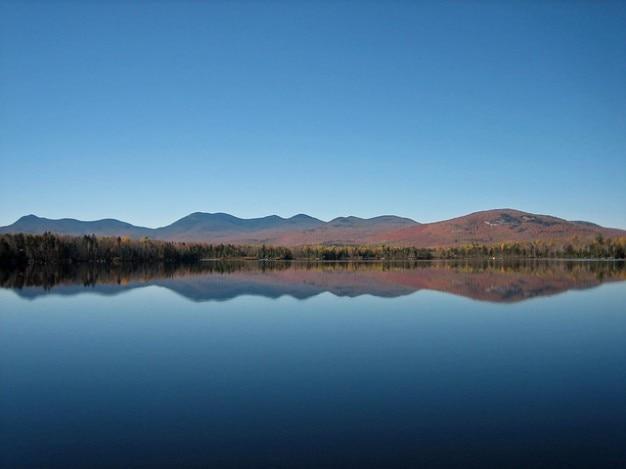 Nuevo hampshire jerico lago de agua