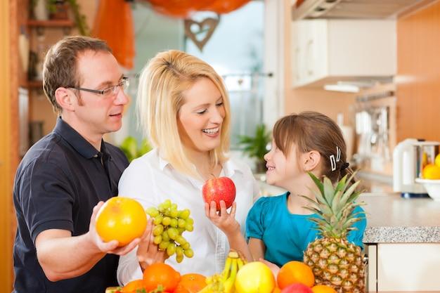 Nutrición familiar y saludable