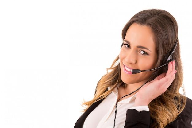 Operador telefónico