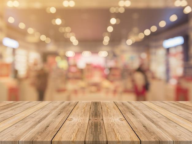 Orden de la tabla de alimentos fondo vacío