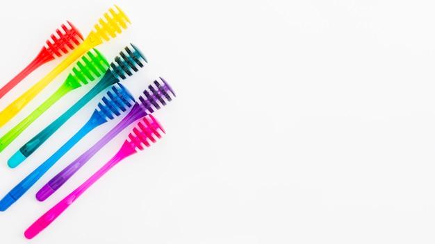 Orgullo lgbt sociedad día color cucharón de miel