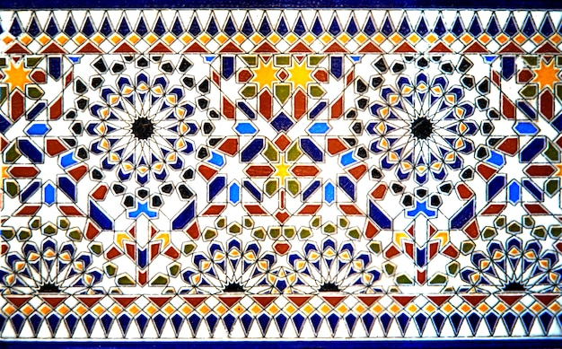 Ornamento arabe