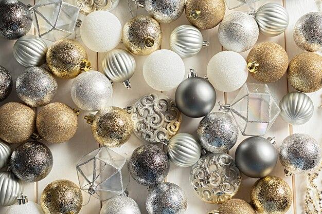 Ornamento de vacaciones de navidad