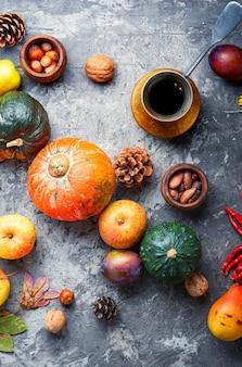 Otoño otoño bodegón