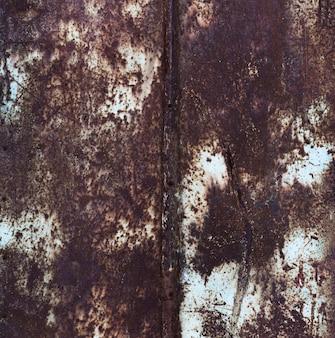 Oxidado detallado viejo textura de fondo