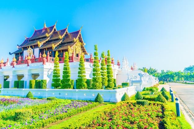 Pabellón real en chiang mai