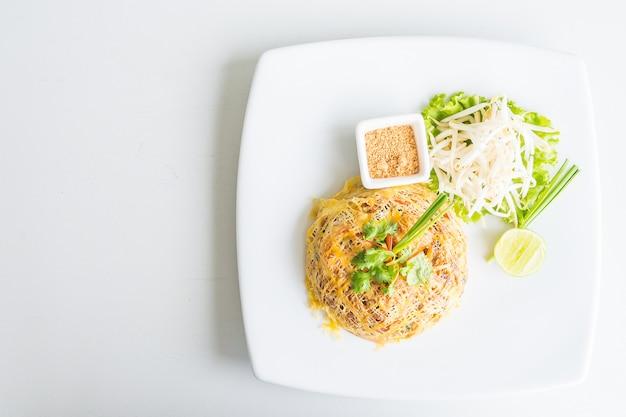 Pad thai fideos