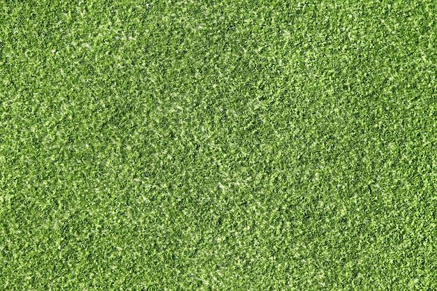 Paddle tenis campo hierba artificial macro closeup