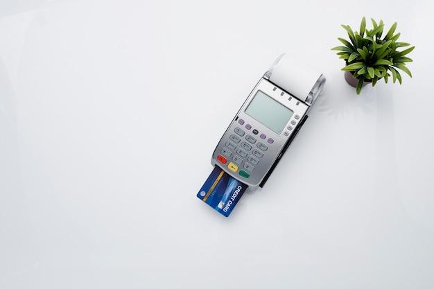 Pago con tarjeta de crédito para negocios en línea