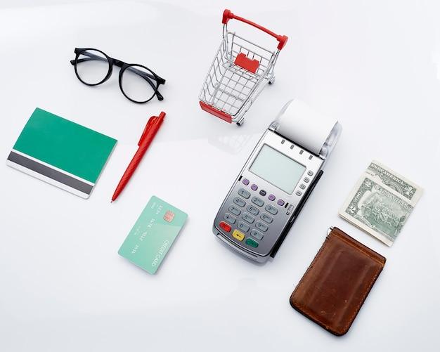 Pago con tarjeta de crédito para negocios
